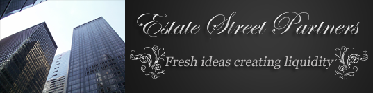 Estate Street Partners: Fresh ideas creating liquidity.