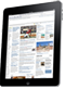 iPad eNewsletter for Ultratrust